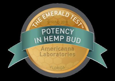 Potency-HempBud-AmericannaLaboratories